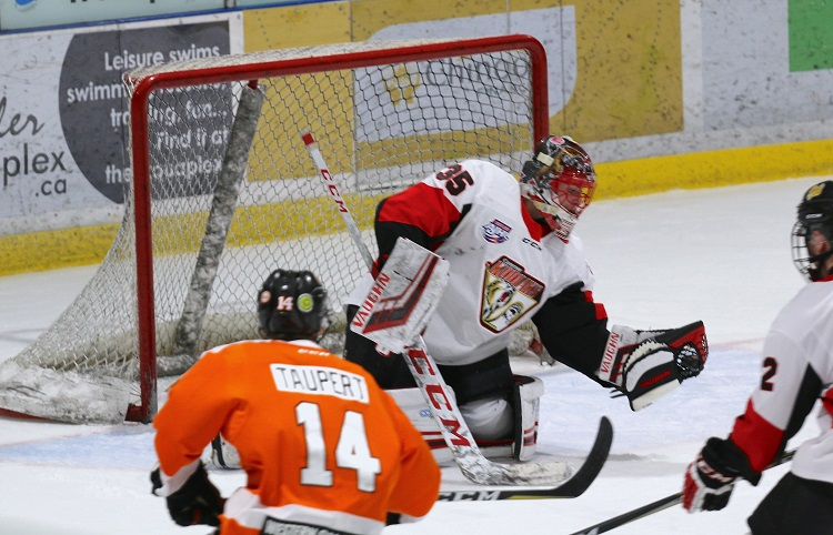 Dragons Drop One Against the Kodiaks in OT