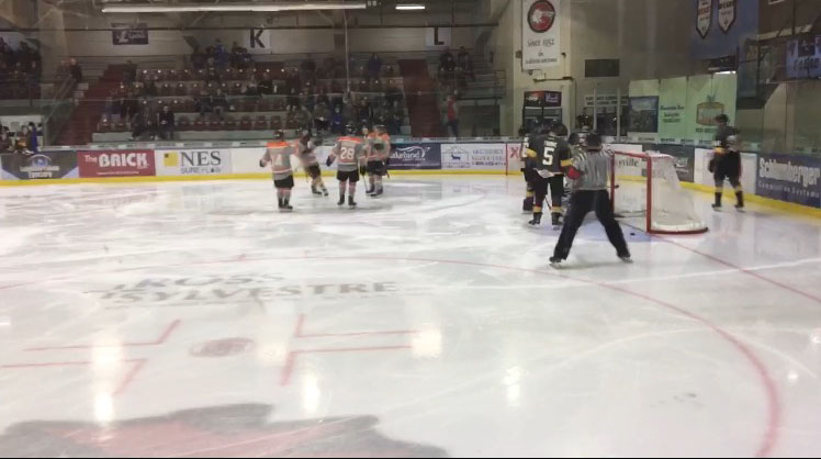 Dragons take two points in Bonnyville
